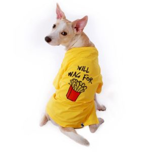 Wag For Fries Tee